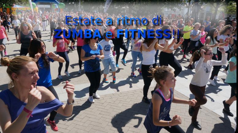 zumba e fitness estate