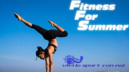 iscrizioni estive di fitness