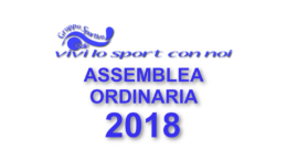 assemblea ordinaria 2018