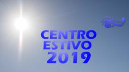 centro estivo 2019